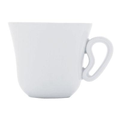 - Tasse à moka Ku - Alessi - Tasse à moka - Porcelaine