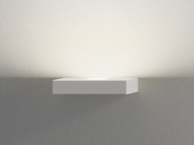 Applique Set LED / L 22 cm - Vibia blanc en métal