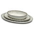 Assiette Inku / Ovale Large - 30 x 21 cm - Serax