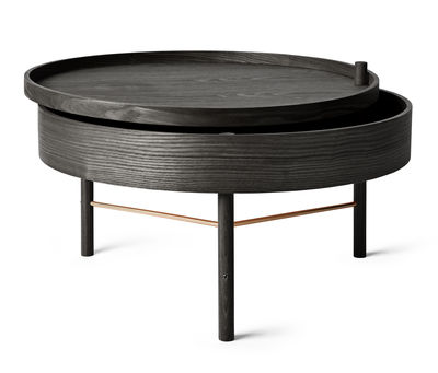 Coffee Table Turning Table By Menu Black Made In Design Uk