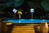 Lampada da terra solare La Lampe Paris LED - / Solare - Senza fili - Maiori