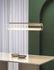 Sospensione Guise - / Diffusore orizzontale - LED di Vibia