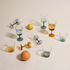 1001 Nuits Wine glass - / Blown glass by Maison Sarah Lavoine
