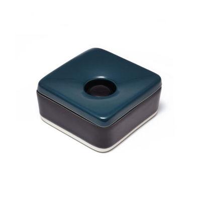 Accessories - Home Accessories - Sicilia Ashtray - / Ceramic by Maison Sarah Lavoine - Vintage blue - Sandstone