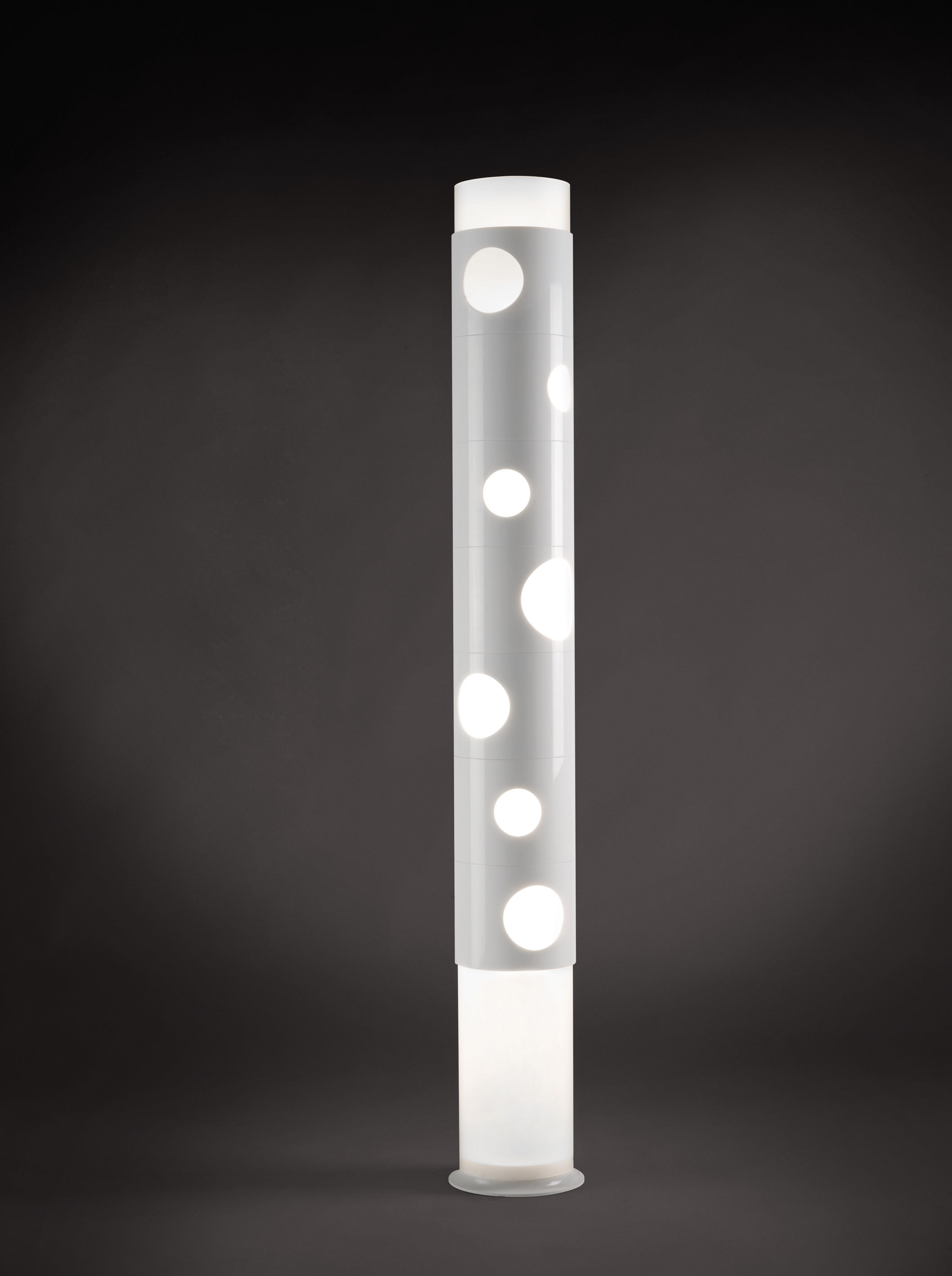 Floor Lamp Boll 233 By Pallucco White Made In Design Uk