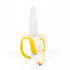 Lampada senza fili Banana Daisy - / Resina & vetro - Ricarica USB di Seletti