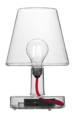 Transloetje Lampe Ohne Kabel Led Kabellos Transparent Farblos