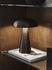 Lampe sans fil Como SC53 / LED - Aluminium - H 21 cm - &tradition