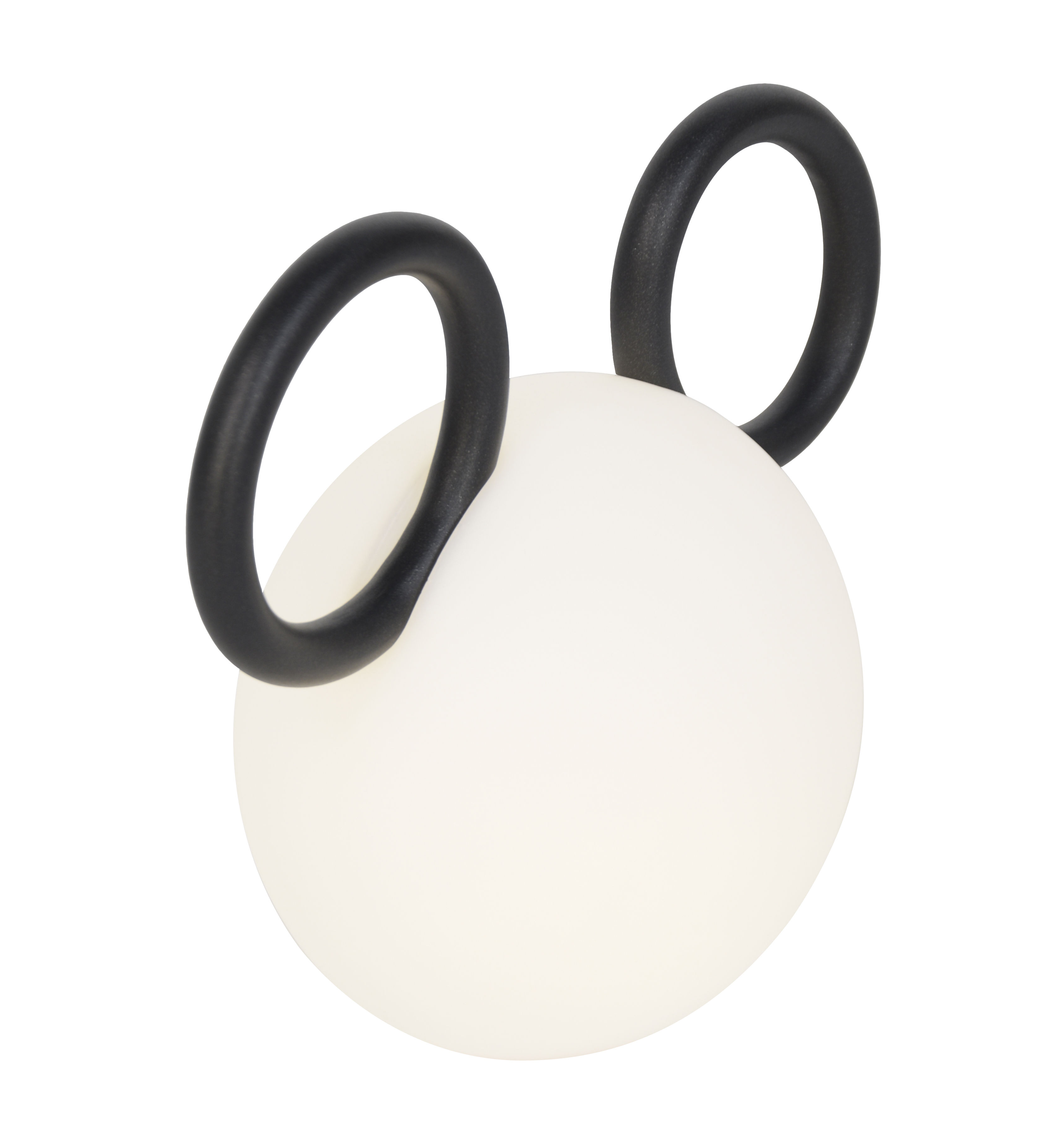 Lampe Sans Fil Mickey Fermob Reglisse L 30 3 X H 26 7 X O 16 5