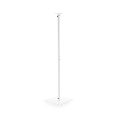 Image of Piede - / Per radiatore Hotty - H 210 cm di Unopiu - Bianco - Metallo