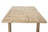 Sole Rectangular table - / Bamboo - 100 x 200 cm by Bloomingville