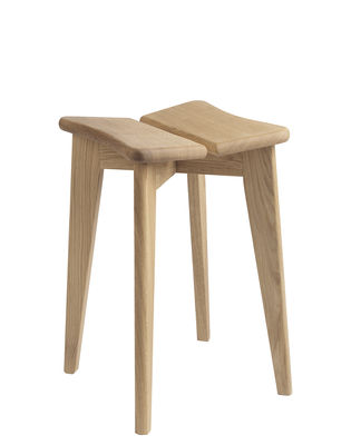 Fabulous Trefle Stool H 45 Cm 1949 Reissue By Gubi Caraccident5 Cool Chair Designs And Ideas Caraccident5Info