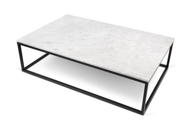 Table Basse Marble Pop Up Home Blanc Made In Design