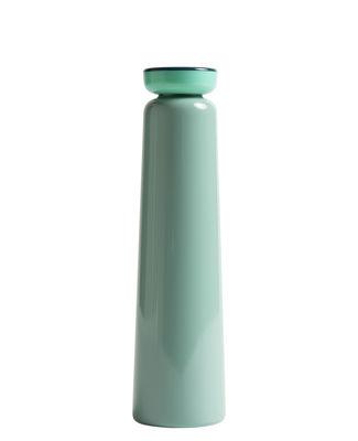 Tavola - Caraffe e Decantatori - Bottiglia isotermica Sowden - / 0,5 L di Hay - Menta - Acciaio inossidabile, Polipropilene