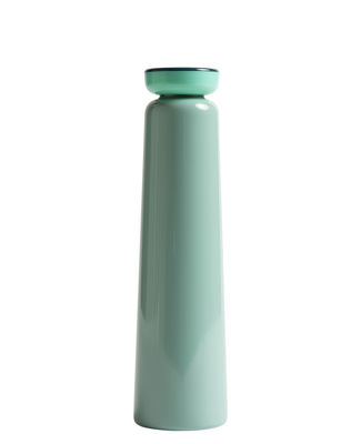 Arts de la table - Carafes et décanteurs - Bouteille isotherme Sowden / 0,5 L - Métal - Hay - Menthe - Acier inoxydable, Polypropylène