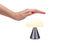 Lampada senza fili Mina Medium - / LED - H 11 cm / OUTDOOR / Luce colorata di Lexon