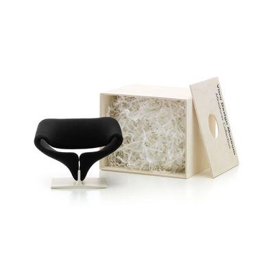 Déco - Objets déco et cadres-photos - Miniature Ribbon Chair / Paulin (1966) - Vitra - Ribbon Chair - Acier, Contreplaqué, Mousse, Tissu