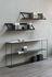 Slim Marbre Shelf - / L 124 x H 83 cm by Zeus