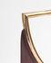 Sospensione Wink - / Frange - L 60 x H 48 cm di Houtique