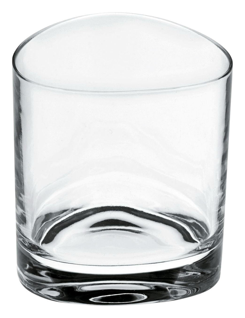 Tischkultur - Gläser - Colombina Weinglas - Alessi - Kristall transparent - H 7,8 cm - Glas
