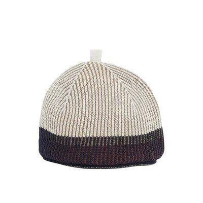 Copri-teiera Akin - / Lavorata a maglia di Ferm Living - Rosa - Tessuto