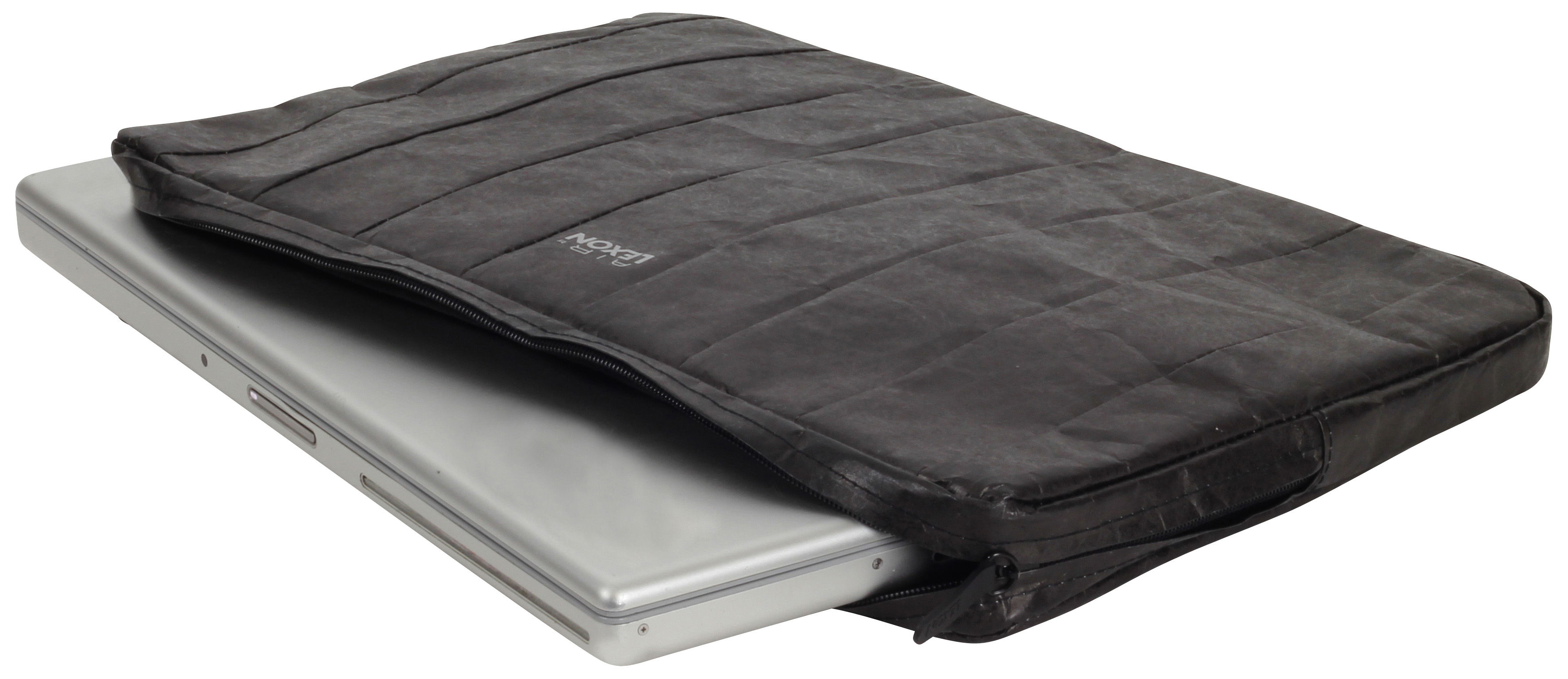 air h lle laptoptasche 37 x 26 cm schwarz by lexon made in design. Black Bedroom Furniture Sets. Home Design Ideas