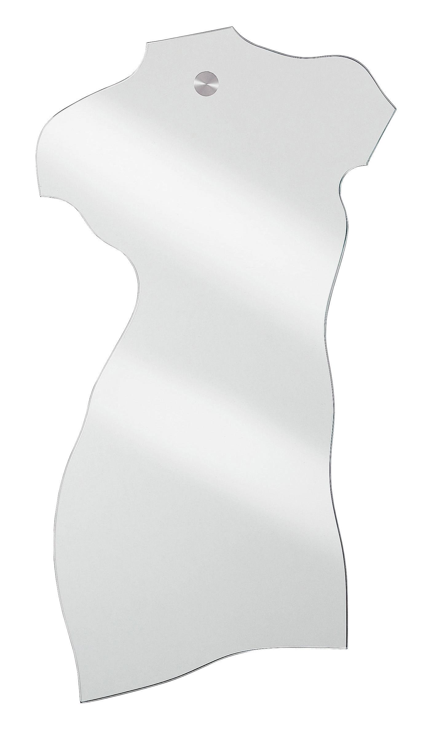 Mobilier - Miroirs - Miroir mural Milo H 81 cm - Zanotta - Miroir -