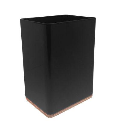 Image of Portamatite Portable Atelier / Moleskine - Alto - Driade - Nero - Metallo/Legno
