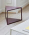 Table d'appoint Eiffel / Triangle - L 52 x H 38 cm - Hay