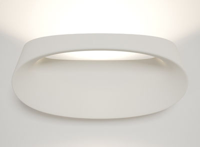 Bonnet applique led bianco by fontana arte made in design