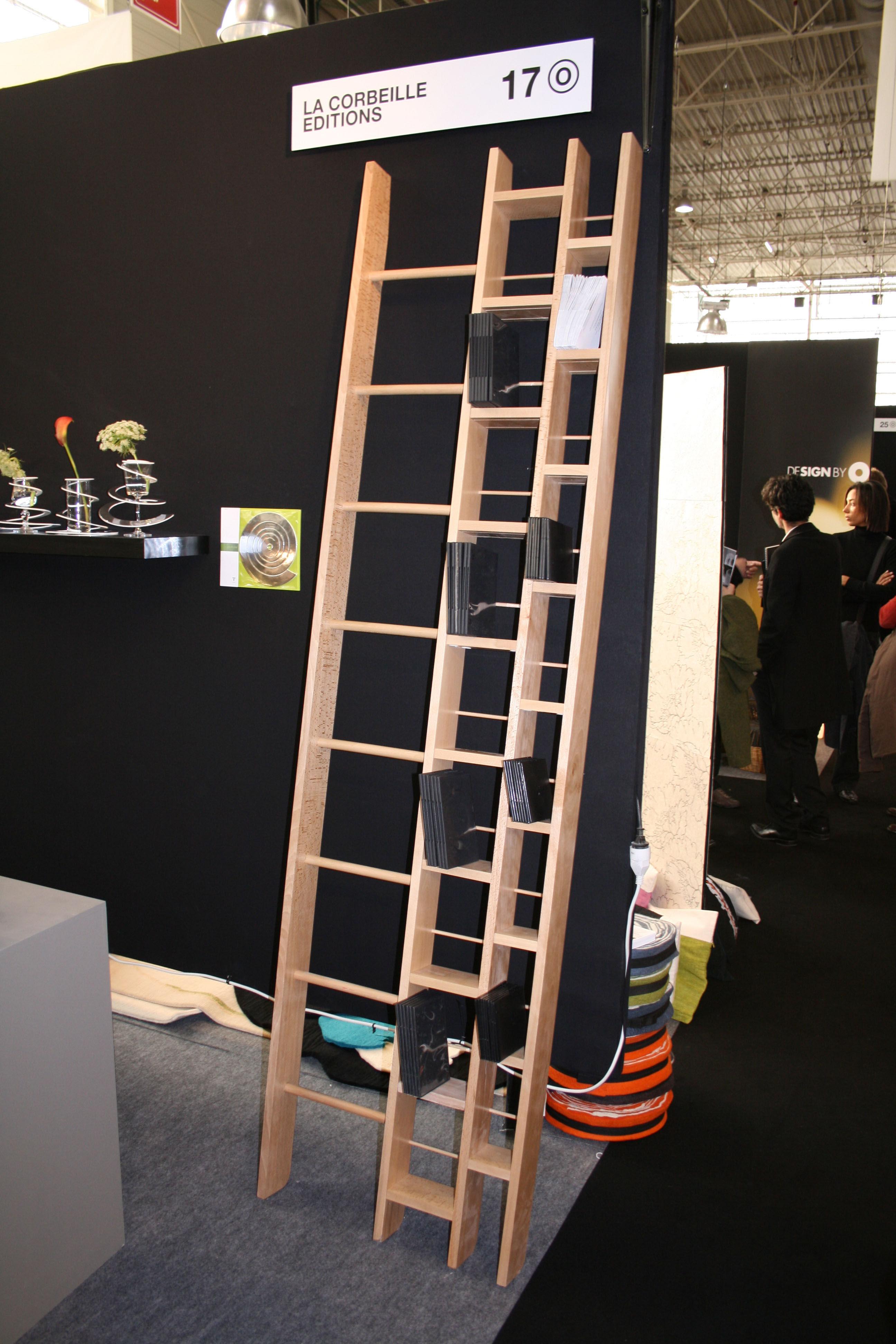 b cherregal h von la corbeille holz natur made in design. Black Bedroom Furniture Sets. Home Design Ideas