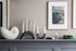 Bow Candelabra - / Marble by Ferm Living