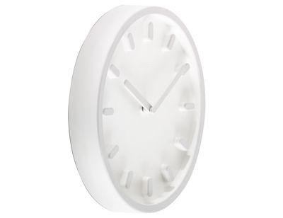 Horloge murale Tempo - Magis gris en matière plastique