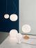 Lampe de table Lita / LED - Ø 30 cm - Luceplan