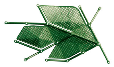 Image of Paravento/divisorio Maria - set da 42 foglie di Casamania - Verde - Materiale plastico