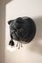 Applique Amsterdam - / Bulldog Ceramica - Ø 41 cm di Karman
