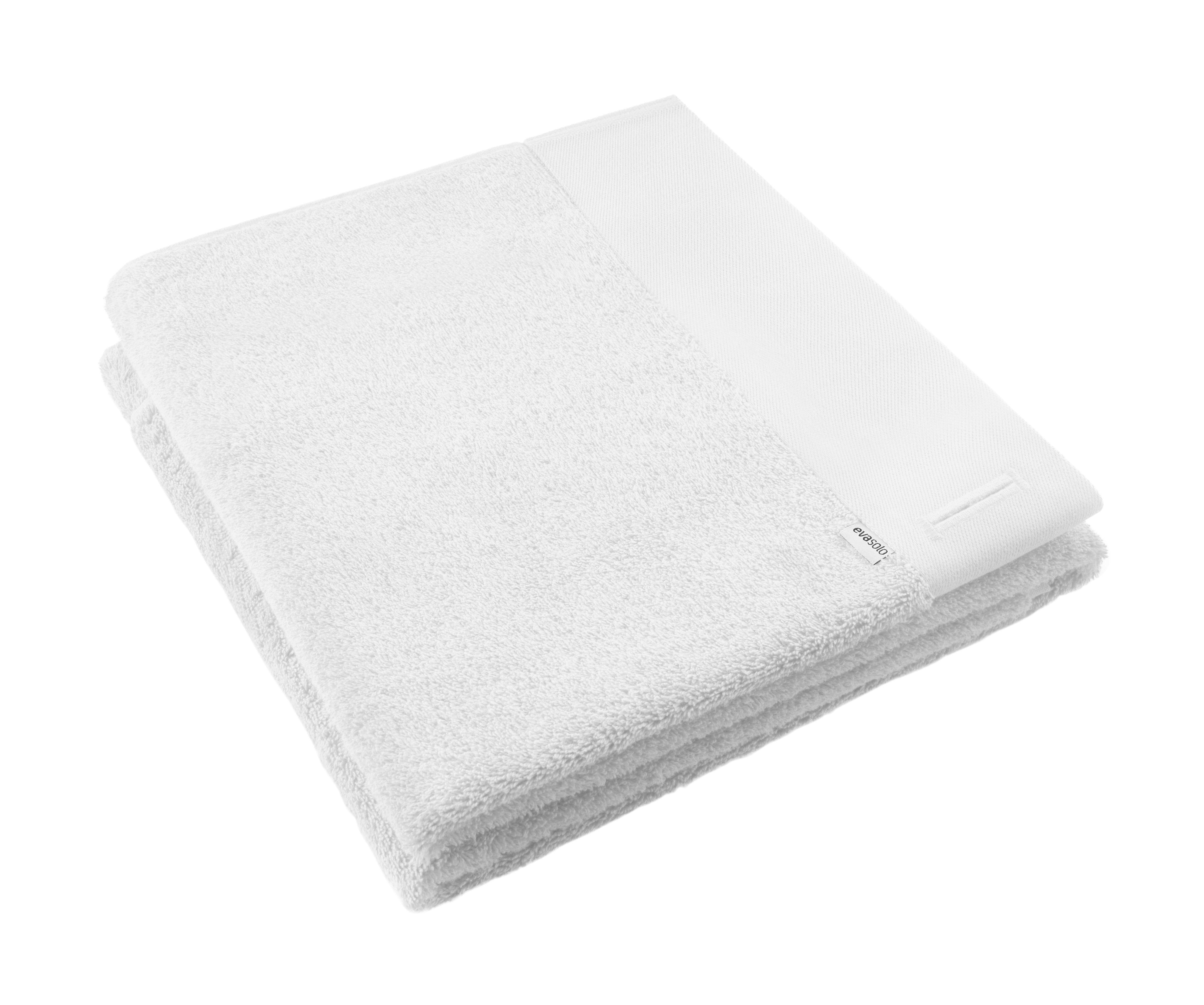 Decoration - Bedding & Bath Towels - Bath towel - / 70 x 140 cm by Eva Solo - White - Cotton