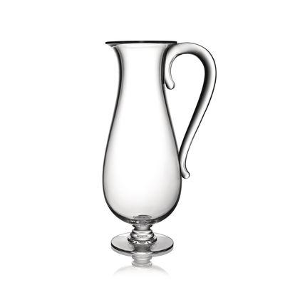 Arts de la table - Carafes et décanteurs - Carafe Dressed en plein air / 1 L - Résine thermoplastique - Alessi - Transparent - Résine thermoplastique