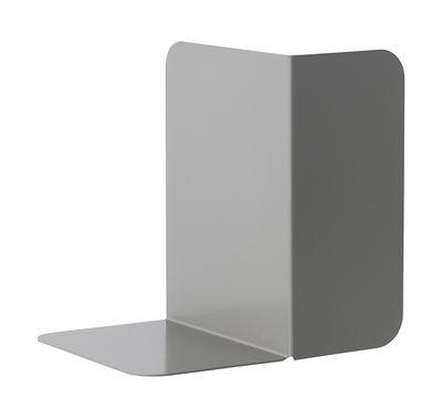 Image of Reggilibri Compile / Metallo - Modulabile - Muuto - Grigio - Metallo