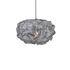 Heat Small Pendant - / Ø 55 cm - Flexible metal mesh by Northern