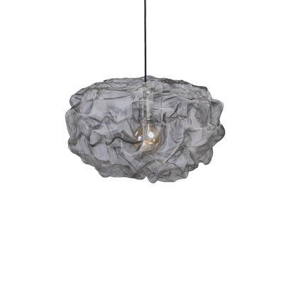 Illuminazione - Lampadari - Sospensione Heat Small - / Ø 55 cm - Maglia metallica morbida di Northern  - Acciaio - Maille d'acier