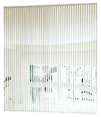 Interni - Specchi - Specchio murale Trame - / 40 x 50 cm di Domestic - Specchio - Plexiglas