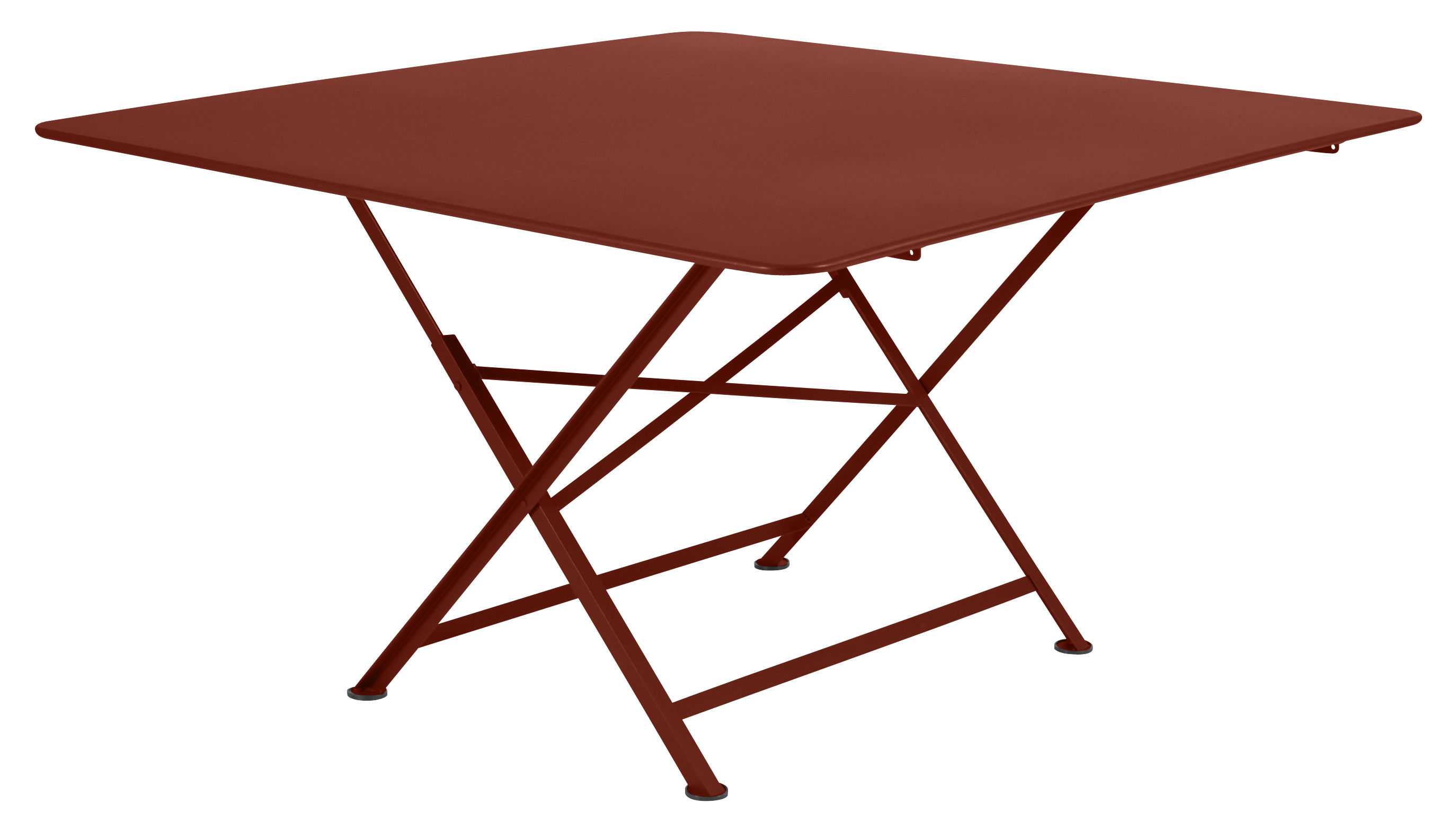 Table pliante Cargo / 128 x 128 cm - Fermob