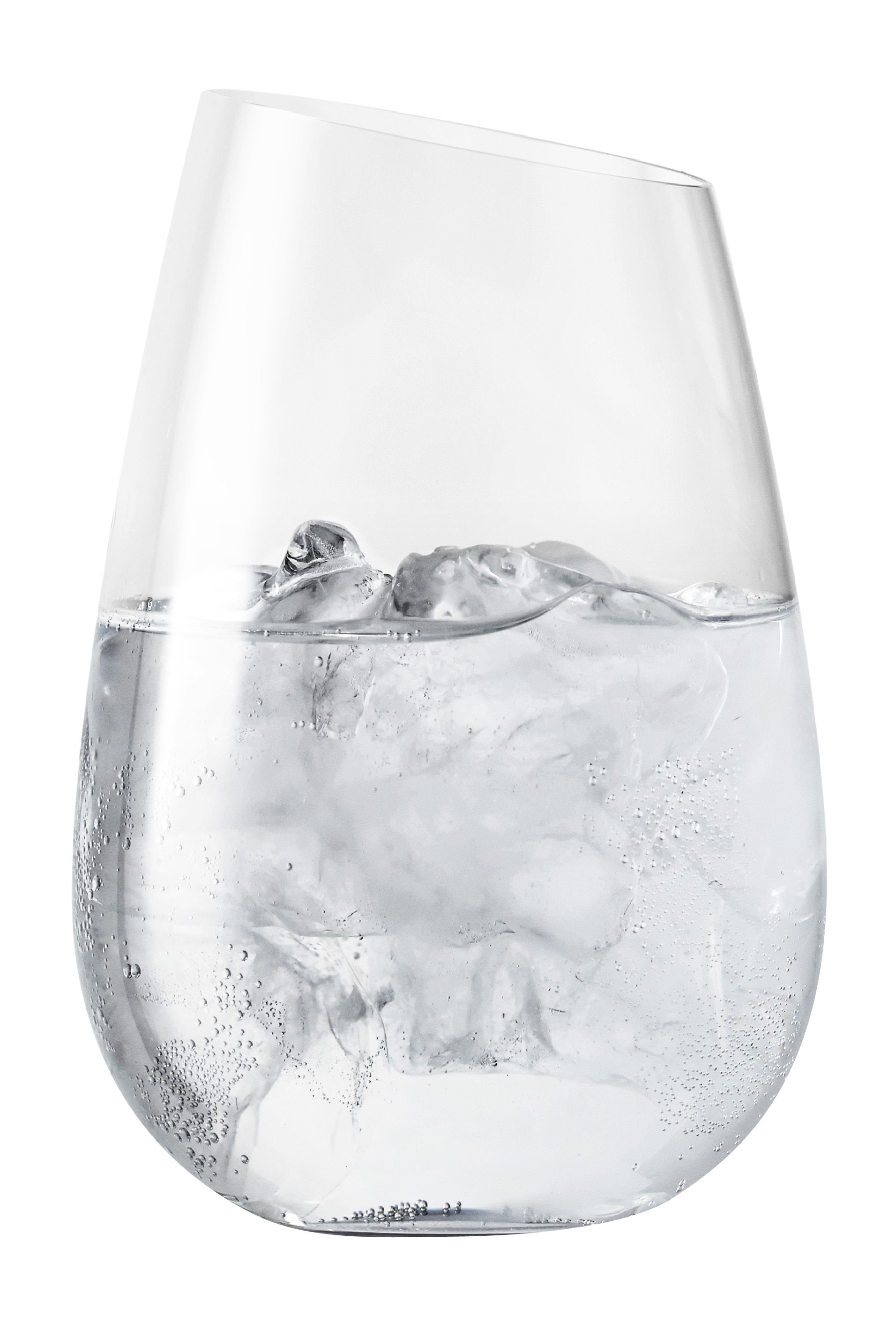 Tableware - Wine Glasses & Glassware - Water glass - 48 cl by Eva Solo - Large / 48 cl - Mouth blown glass