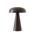Como SC53 Wireless lamp - / LED - Aluminium - H 21 cm by &tradition