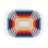 Contenitore ermetico Nest Lock - / Set da 5 sovrapponibili - Multi-dimensioni di Joseph Joseph