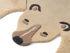 Tappeto Animal - / Orso Polare - 118 x 160 cm di Ferm Living