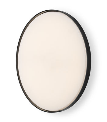 Image of Accessorio - / Anello per applique Clara di Flos - Nero - Materiale plastico