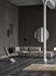 Divano destro Develius G - / 3 posti - L 220 cm / 1 bracciolo a sinistra di &tradition