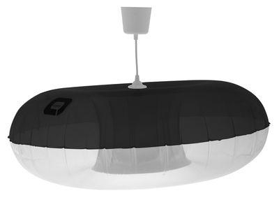 Lighting - Pendant Lighting - Quasar Pendant - Inflatable by Stamp Edition - Black - PVC
